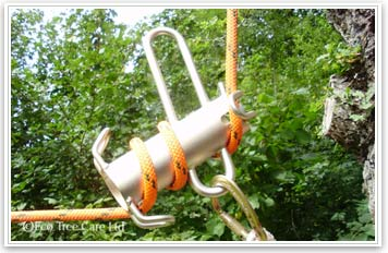Tree Surgery Equipment - LOLER rigging Inspection