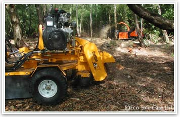 Carlton SP4012 Stump Grinder