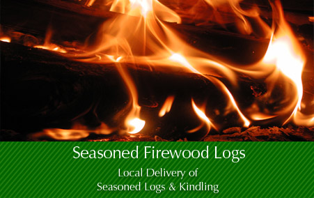 Seasoned Firewood - Kent, Ashford, 